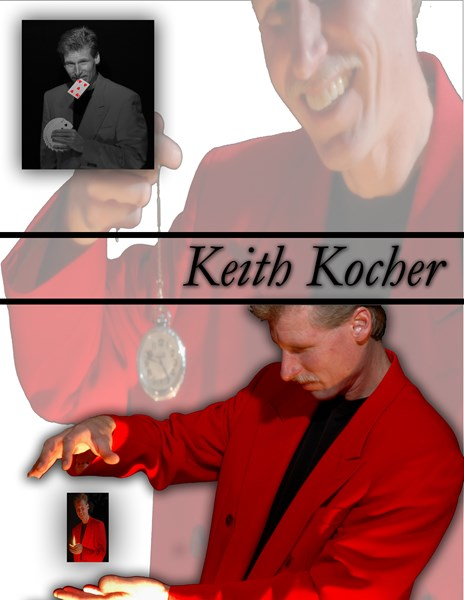 Keith Kocher - The Krazy Hypnosis Show - Hypnotist - Lakeland, FL