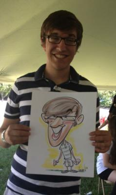 Digital Caricatures LIVE - Angie Jordan | Mount Joy, PA | Caricaturist | Photo #12