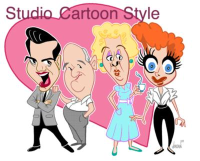 Digital Caricatures LIVE - Angie Jordan | Mount Joy, PA | Caricaturist | Photo #1