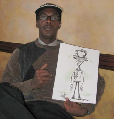 Digital Caricatures LIVE - Angie Jordan | Mount Joy, PA | Caricaturist | Photo #6