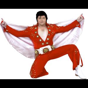 Lucile Elvis Impersonator | An Evening With The Legends