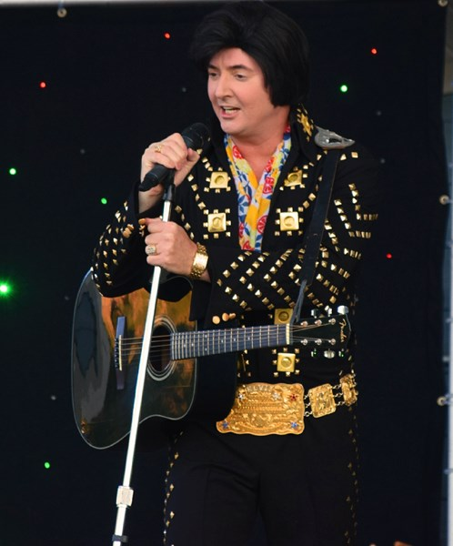 An Evening With The Legends - Elvis Impersonator - Medicine Hat, AB