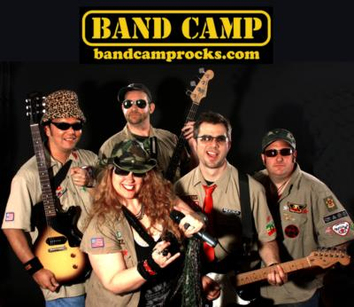Band Camp | Santa Rosa, CA | Cover Band | Photo #3