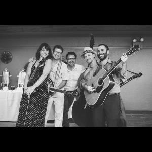 Ferndale Bluegrass Band | Marc Silver & The Stonethrowers