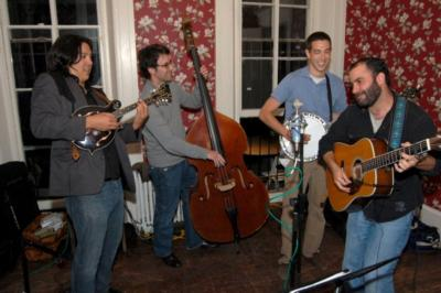 Marc Silver & The Stonethrowers | Philadelphia, PA | Bluegrass Band | Photo #4