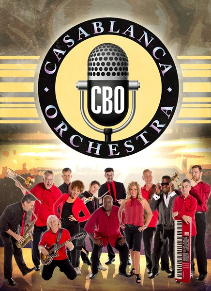 CBO (Casablanca Orchestra) - Variety Band - Minneapolis, MN