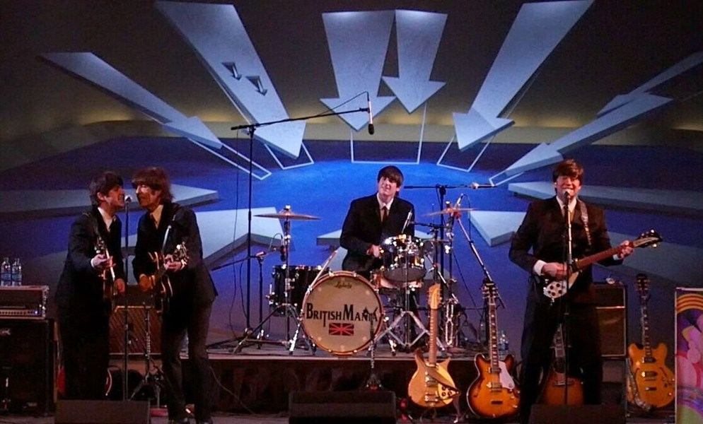 Britishmania - Beatles Tribute Band - Mount Laurel, NJ