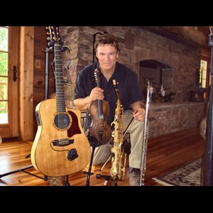 Chattanooga Wedding Singer | JERRY FORDHAM-Vocal/Multi-Instruments/-Band-Of-One