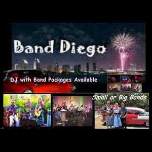 San Diego Oldies Band | Band Diego