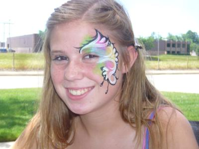Funtastic Faces By Diane | Detroit, MI | Face Painting | Photo #17