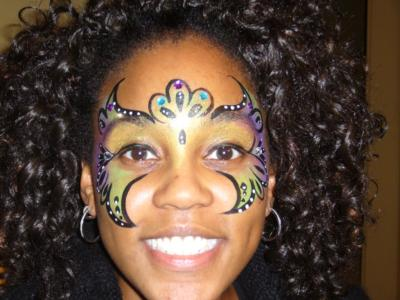 Funtastic Faces By Diane | Detroit, MI | Face Painting | Photo #8