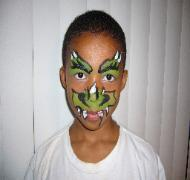 Funtastic Faces By Diane | Detroit, MI | Face Painting | Photo #2