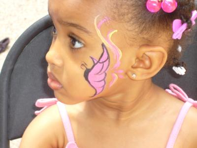 Funtastic Faces By Diane | Detroit, MI | Face Painting | Photo #11