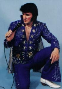 Bob Lovelace - Elvis Impersonator - Dayton, OH
