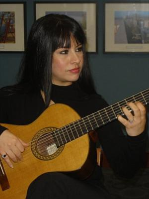 Monica Cremona | Studio City, CA | Classical Guitar | Photo #3