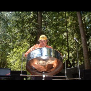 Terry Baber (Northwest Panman) - Steel Drummer - Vancouver, WA
