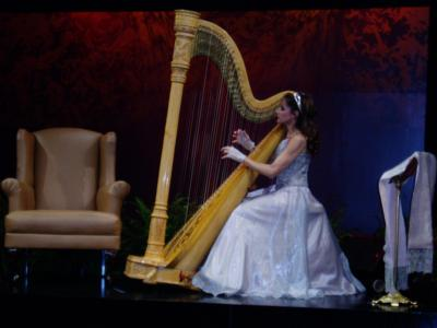 Wendy Blanc | Las Vegas, NV | Harp | Photo #9