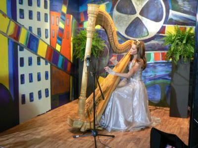 Wendy Blanc | Las Vegas, NV | Harp | Photo #12
