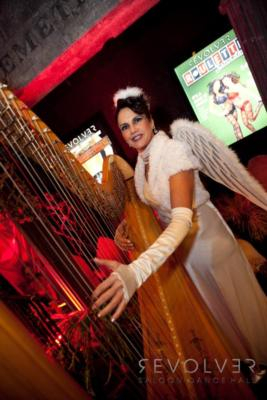 Wendy Blanc | Las Vegas, NV | Harp | Photo #13
