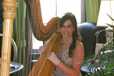 Wendy Blanc | Las Vegas, NV | Harp | Photo #1