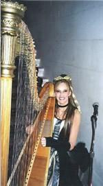 Wendy Blanc | Las Vegas, NV | Harp | Photo #2