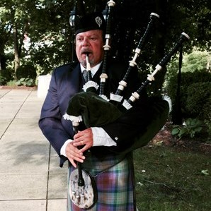 Chevy Chase, MD Celtic Bagpiper | Tim Carey