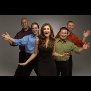 Pebble Beach 50s Band | The Alison Sharino Band