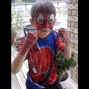 Wheelock Face Painter | Fantasy Designs Face & Body Art