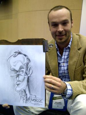 Caricatures By Mac Garcia | Houston, TX | Caricaturist | Photo #3