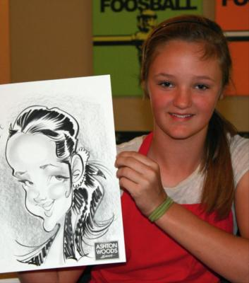Caricatures By Mac Garcia | Houston, TX | Caricaturist | Photo #13