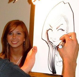 Caricatures By Mac Garcia | Houston, TX | Caricaturist | Photo #11