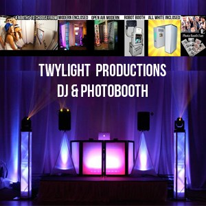 Glendale Wedding DJ | Twylight Pro DJs and Photo Booths