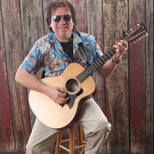 Avalon Acoustic Guitarist | Don Fenimore