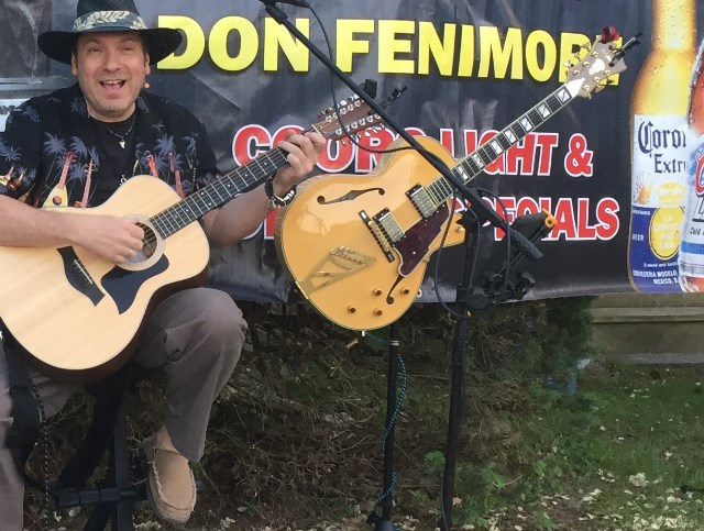 Don Fenimore  - Acoustic Guitarist - Beach Haven, NJ