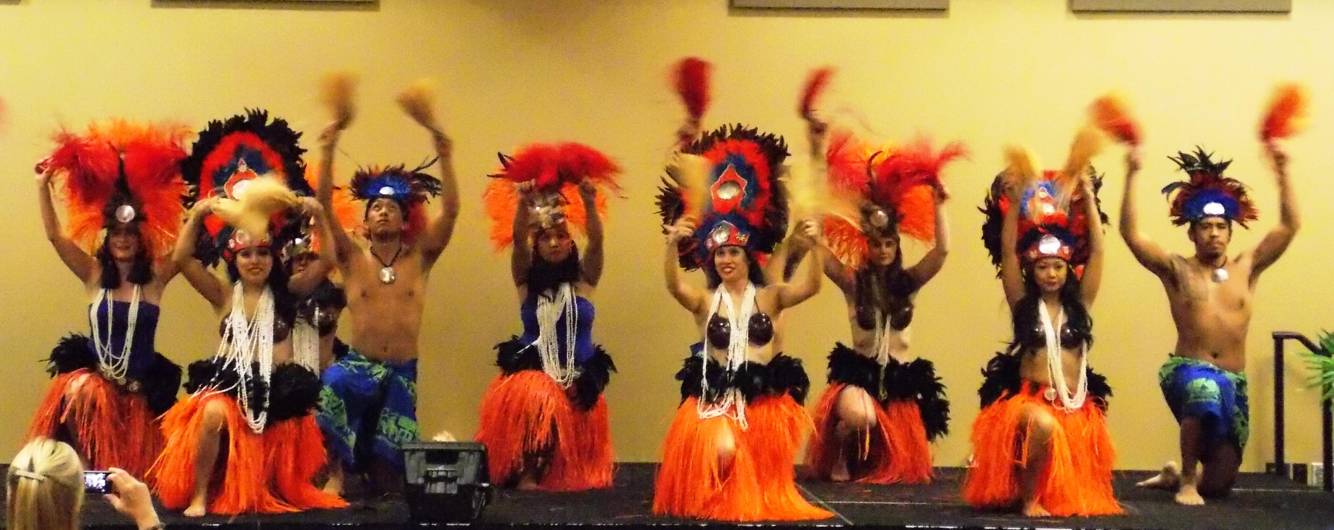 East cost hula Pacific Island Revue Entertainment