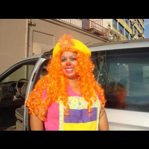 Interlaken Clown | Rosie The Clown
