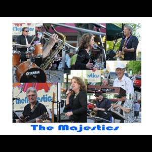 Wilmington Variety Band | The Majestics