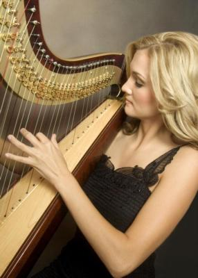 Grace Wepner Ludtke | Greensboro, NC | Classical Harp | Photo #1