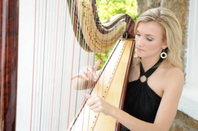 Grace Wepner Ludtke | Greensboro, NC | Classical Harp | Photo #4
