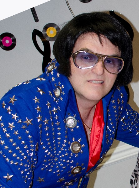 Tribute To Elvis By Aaron Black - Elvis Impersonator - Colorado Springs, CO