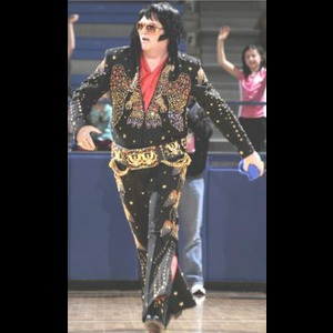 Burke Elvis Impersonator | Tribute To Elvis By Aaron Black