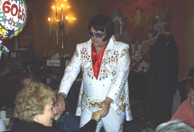 Tribute To Elvis By Aaron Black | Colorado Springs, CO | Elvis Impersonator | Photo #2