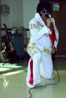 Tribute To Elvis By Aaron Black | Colorado Springs, CO | Elvis Impersonator | Photo #5