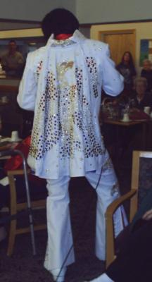 Tribute To Elvis By Aaron Black | Colorado Springs, CO | Elvis Impersonator | Photo #10