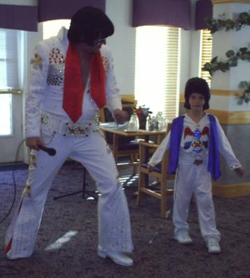 Tribute To Elvis By Aaron Black | Colorado Springs, CO | Elvis Impersonator | Photo #18