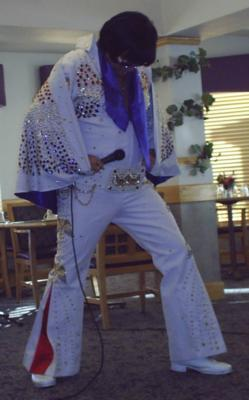 Tribute To Elvis By Aaron Black | Colorado Springs, CO | Elvis Impersonator | Photo #19