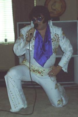 Tribute To Elvis By Aaron Black | Colorado Springs, CO | Elvis Impersonator | Photo #21