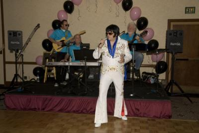 Tribute To Elvis By Aaron Black | Colorado Springs, CO | Elvis Impersonator | Photo #23