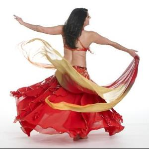 College Park Belly Dancer | Berna