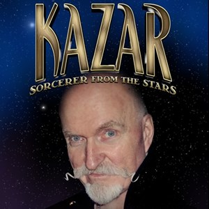 Kazar, Sorcerer From The Stars